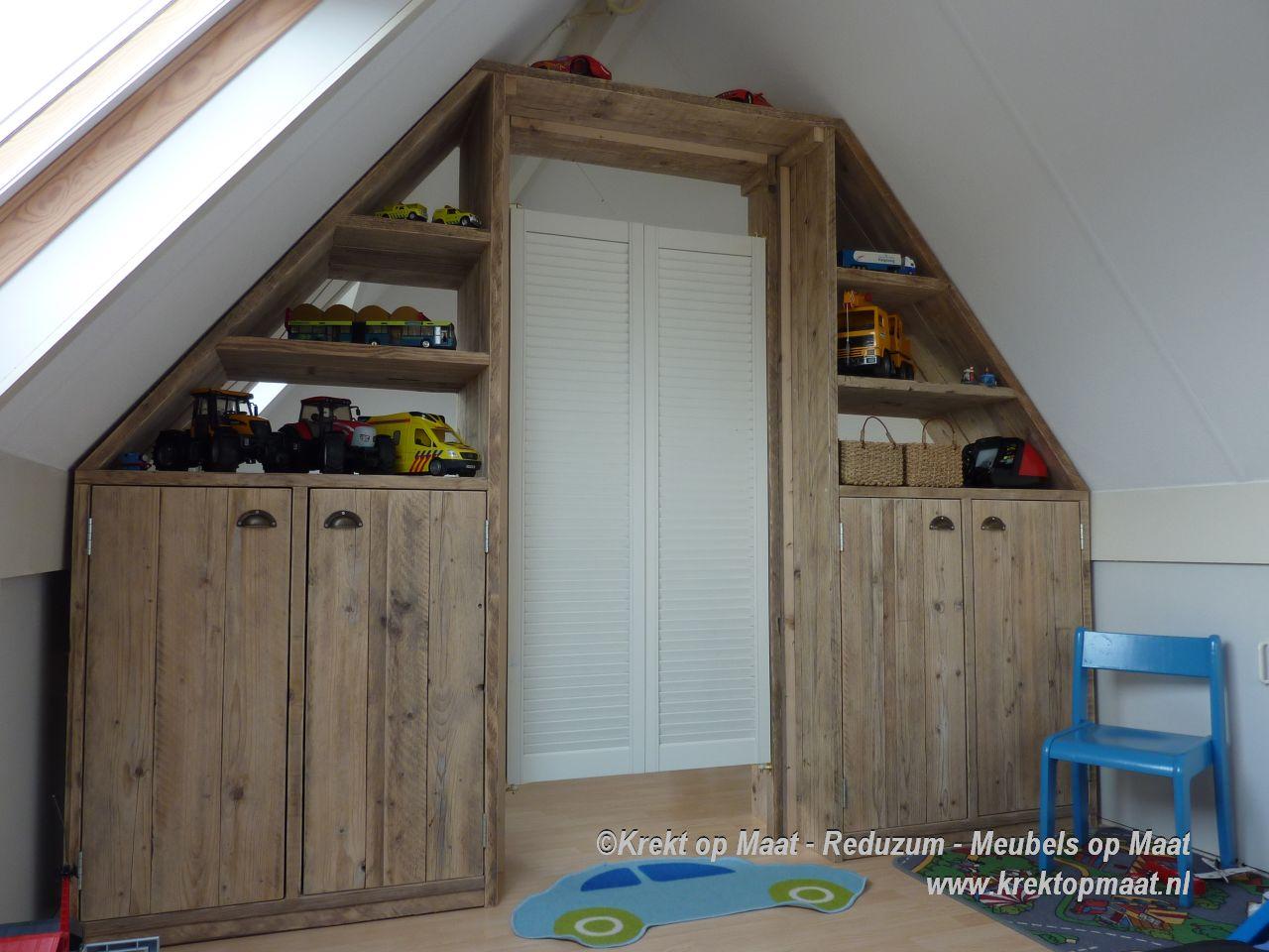 Stijlvolle Speeltafel Kinderkamer : Steigerhouten kast kinderkamer steigerhouten kinderkamer image