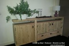 Krekt_op_Maat_dressoir_steigerhout
