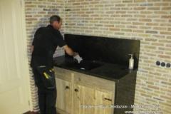 Krekt_op_Maat_keuken_bijkeuken_steigerhout_natuursteen