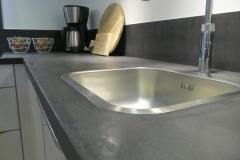 keuken betonstuc zwart hoogglans wit2