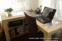 Krekt_op_Maat_hoekbureau_RVS_steigerhout
