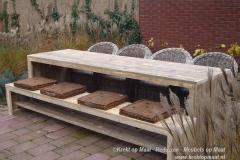 Krekt_op_Maat_tuinset_tafel_bank_steigerhout